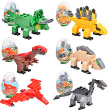 Динозавр игрушка набор яиц для массажа мальчика экшен игра фигурка