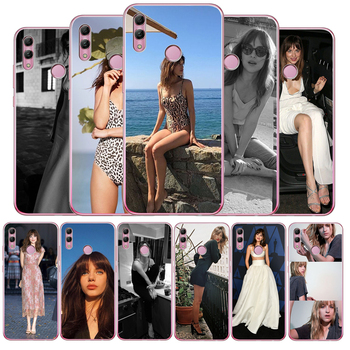 Dakota Johnson Soft Silicone Phone Case For Huawei Honor 9 10 20 30 lite 20 30 PRO MATE 9 10 20 30 PRO 20 30 lite image