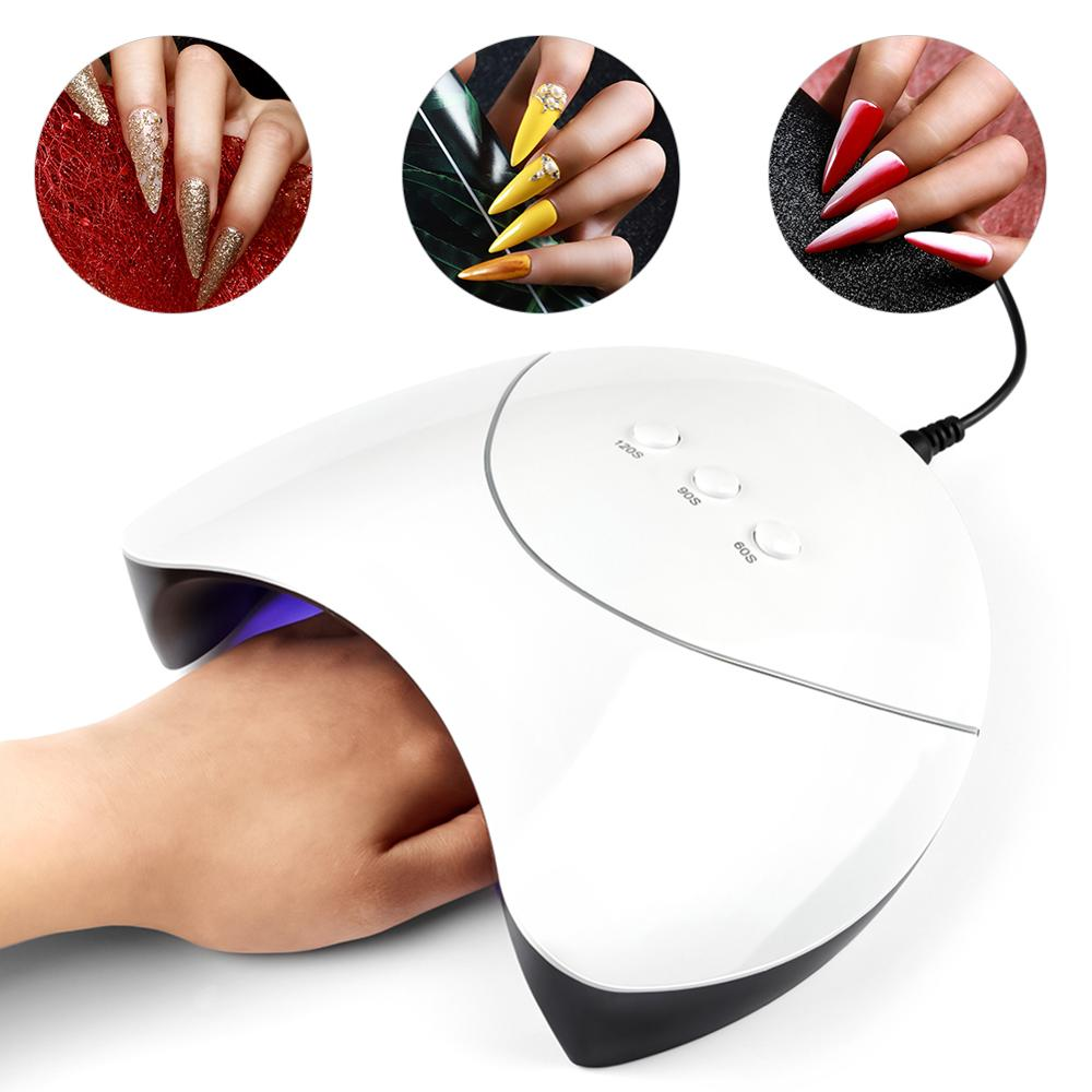 COSCELIA Poly Gel Nail Kit With 36W Lamp All For Manicure For Nail Art Decorations Nail Kit Manicure Tools Gel Varnishes Set 2