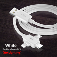 WHITE TPE CABLE