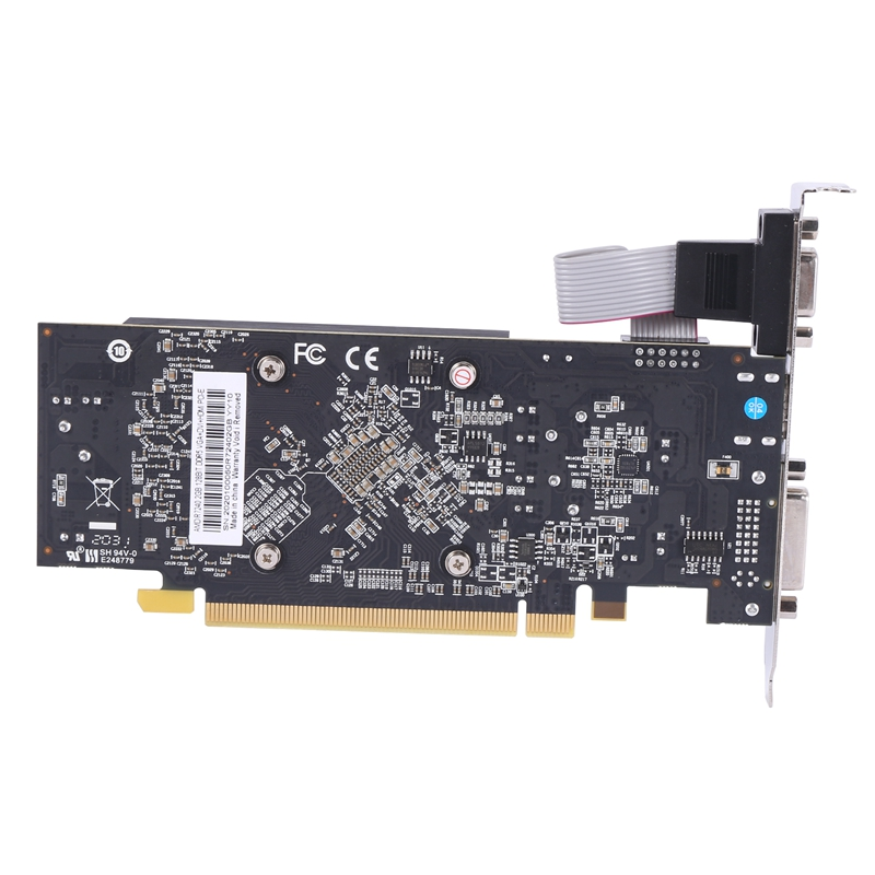 R7 240 2G Image Card, 4K Dual-Screen Small Chassis All-In-One High-Definition Independent Game Image Card 3