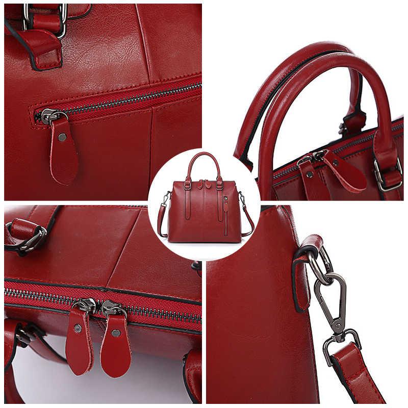 REALER femmes sacs à main mode rétro loisirs fourre-tout sacs concepteur femme en cuir sac à bandoulière dames sac à bandoulière avec poignée supérieure
