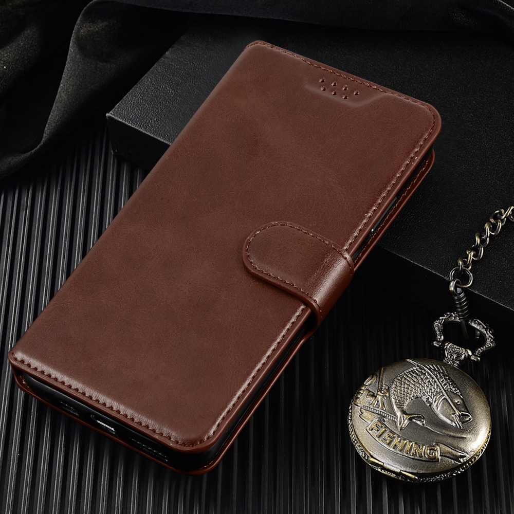 Flip Leather Wallet <font><b>Silicone</b></font> <font><b>Case</b></font> for <font><b>Doogee</b></font> <font><b>X70</b></font> Y9 Plus N20 Y6 Y6C T6 Pro Mix Lite 2 X9 Mini X5S X5 Max Pro Stand Cover Capa image
