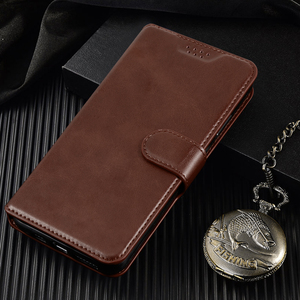 Luxury Leather Flip Case for L