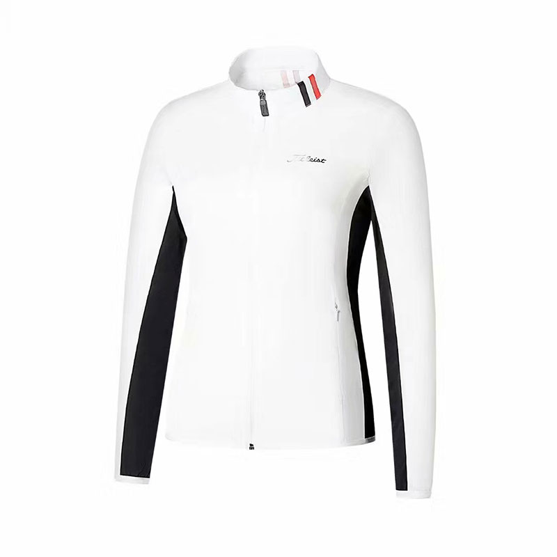 2019 Swirling  New Women's  Golf Windbreaker Sportswear T Long-sleeved Golf T-shirt Golf Apparel  Free Shipping