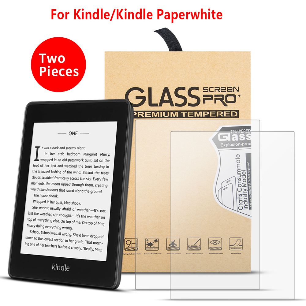 "gard® Premium Clear Screen Protectors for Kindle Paperwhite 6/"" pack of 3"
