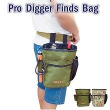 SHRXY wykrywanie wykrywacza metali znajdź torbę uniwersalna torba na narzędzia do koparki do wykrywacza PinPointer Xp Pack Mule Pouch