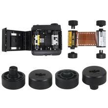Bộ 2 Cái 135 35 Mm Đến 120 Bộ Phim Adapter Hộp Chuyển Đổi Toàn Cảnh Như Xpan Camera