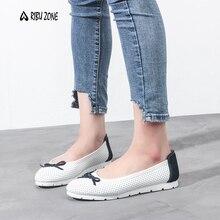 Flats Shoes Women  White Korean Designer Sandals Luxury 2018 Work Platform