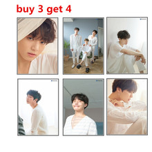 K-pop Group Posters  J-HOPE Wall Stickers Glossy Paper Room Decoration HD Prints Home Wall Decoration