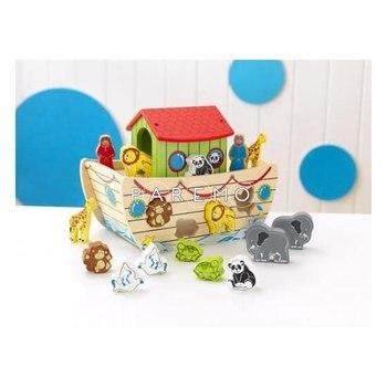 Sorting, Nesting & Stacking toys KidKraft  Toy-sorter \Noah \S Ark wooden for boys and girls educational sorter shape surter wheelchair slide children kids game