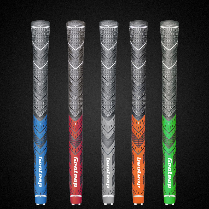 2016 Golf irons Grip Midsize and standard New Multicompound Golf club Grips Carbon Yarn 10pcs/lot Free shiping image