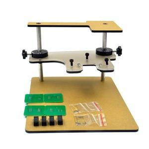 Image 4 - OBD2 Diagnsotic Led Bdm Kader Testen Voor BDM100 Fgtech Chip Tunning Met 22Pcs Bdm Frame Adapter Master Cmd Ecu programmering