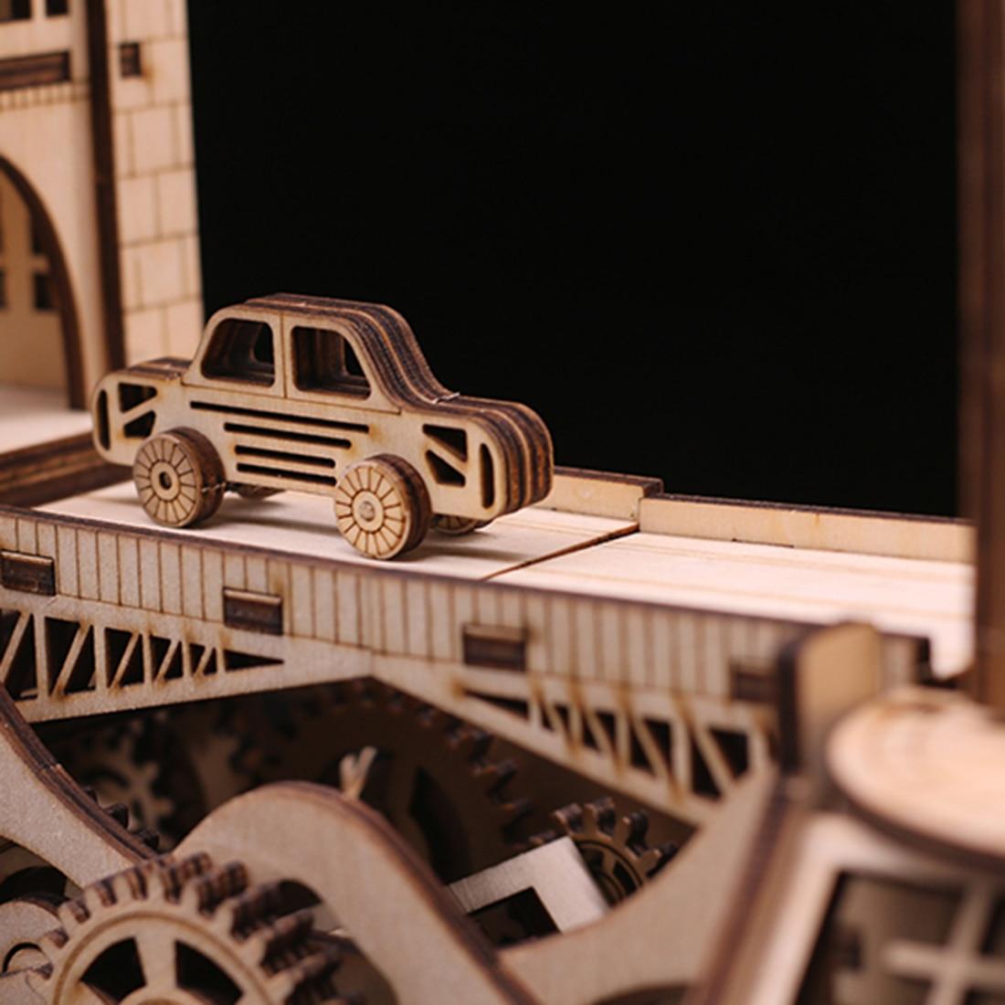 Двойной цилиндр Стирлинг Модель двигателя наборы физика научный эксперимент DIY Модели Строительные наборы игрушки для детей - 6