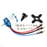 SUNNYSKY X2216 III 880/950/1100/1400 KV 3 4S Brushless Motor for FPV RC Racing Drone Helicopter Fixed Wing Plane Long/Flat Shaft
