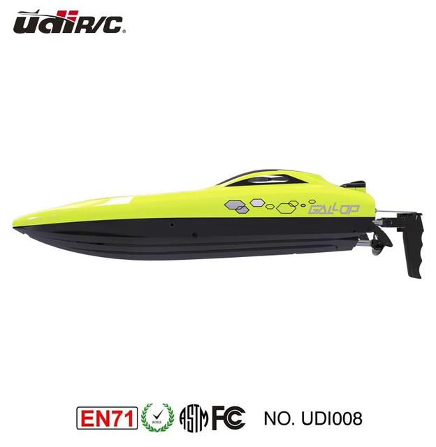UdiR/C UDI001 RC Boat 20km/h Max Speed with Water Cooling System Speedboat 4