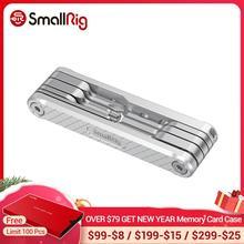SmallRig DSLR Cámara Rig Juego de Herramientas plegables Con destornilladores y llaves 2213