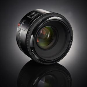 Image 5 - Original YONGNUO YN EF 50mm f/1.8 AF Lens for Canon EOS 350D 450D 500D 600D 650D 700D Camera Lens Aperture Auto Focus  f1.8 Lens