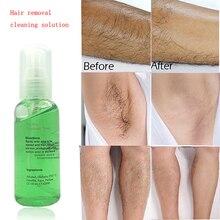 1 шт. 60 мл крем для удаления волос мощное естественное перманентное удаление волос спрей крем для бритья для рук ног уход за телом высокое качество