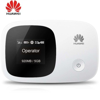 Odblokowany HUAWEI E5336 komórkowy 3G router wi-fi MiFi Hotspot 3G adapter wifi HSPA Modem tanie i dobre opinie Zewnętrzny wireless Zdjęcie