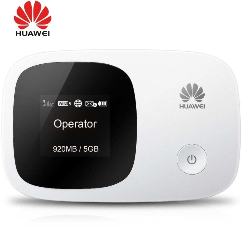 Unlocked HUAWEI E5336 Mobile 3G WiFi Router MiFi Hotspot 3G Wifi Dongle HSPA Modem