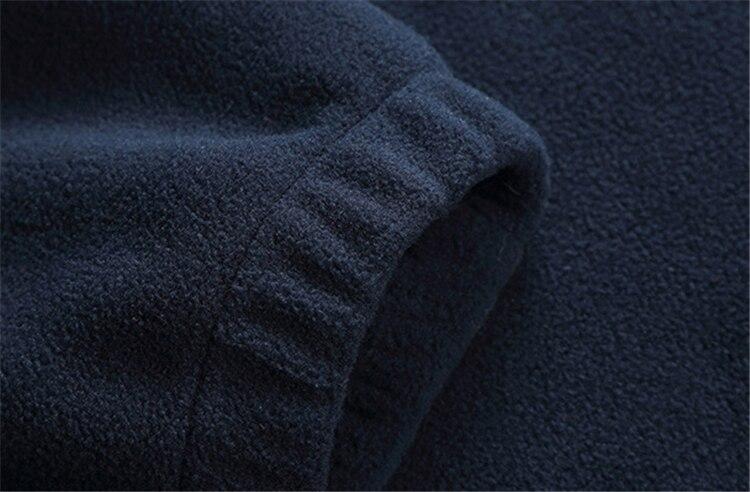 de lã esportes ao ar livre blusão