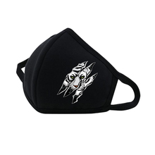 Cartoon anime Stray Dogs Mouth Face Mask Dustproof Breathable Protective Cover Masks Reusable Respiratory Care mask