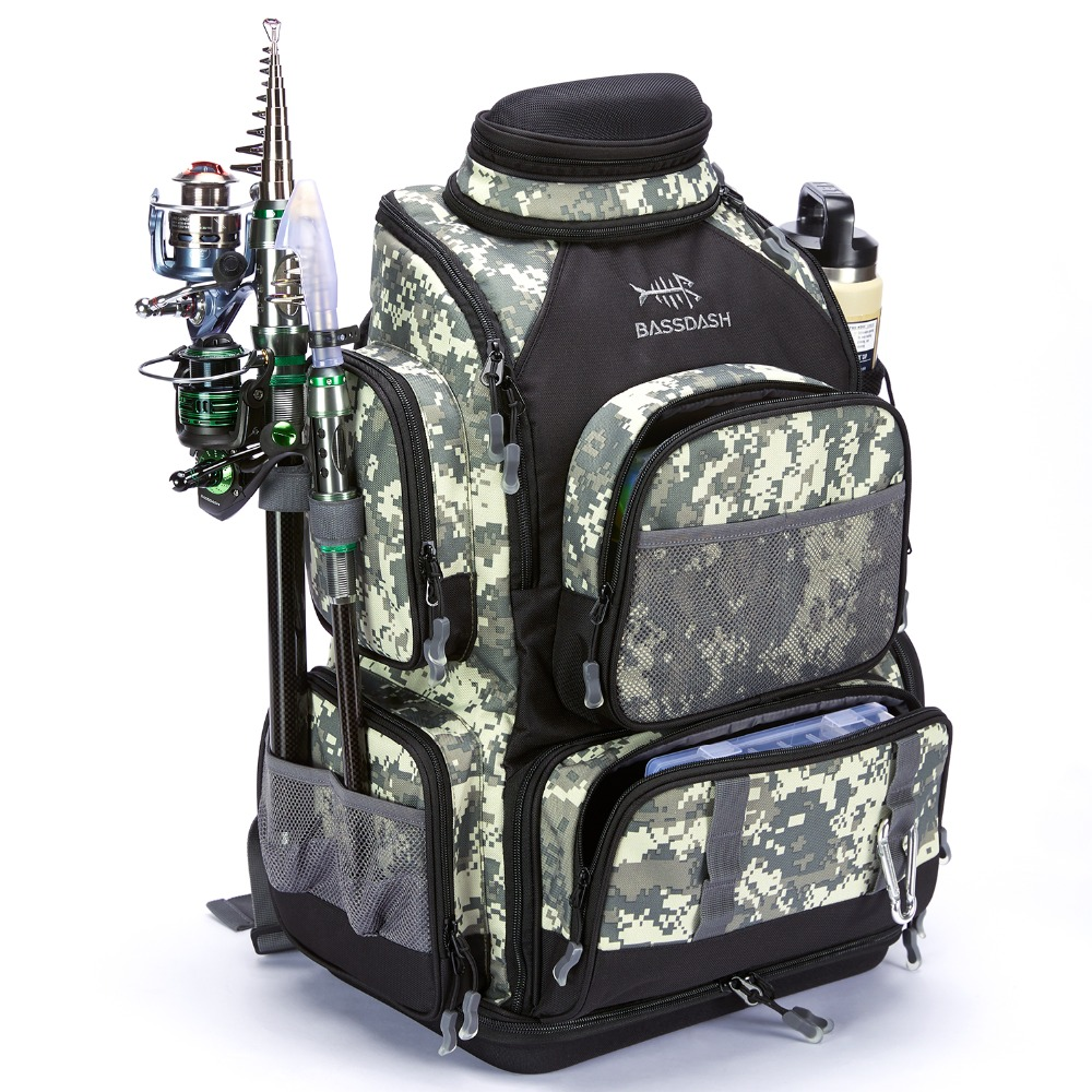 8 Camo tactical backpack for men