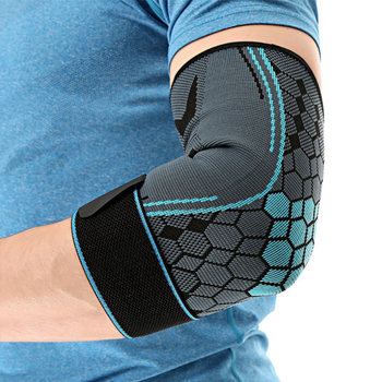 Elbow Protective Support Pad Compression & Safety Elbow cb5feb1b7314637725a2e7: 1 Piece Blue|1 Piece Green|1 Piece Orange|1 Piece Red