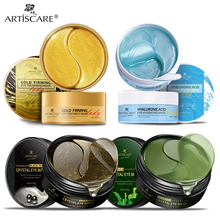 Eye-Mask Seaweed Collagen-Gel Crystal Dark-Circles Hyaluronic-Acid ARTISCARE Moisturizing