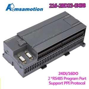 Relay Amsamotion Transistor PLC CPU226 6ES7 216-2BD23-0XB8 24I/16O