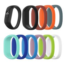 Wristband Silicone No Buckle Watch Band Strap Watchband Sports Replacement for Garmin Vivofit JR/Vivofit JR2/Vivofit 3 garmin vivofit jr digi camo