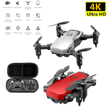 New Quadrocopter Mini Drone With 4KCamera FPV Profesional HD Foldable Camera Drones Altitude Hold Children ChristmsToy