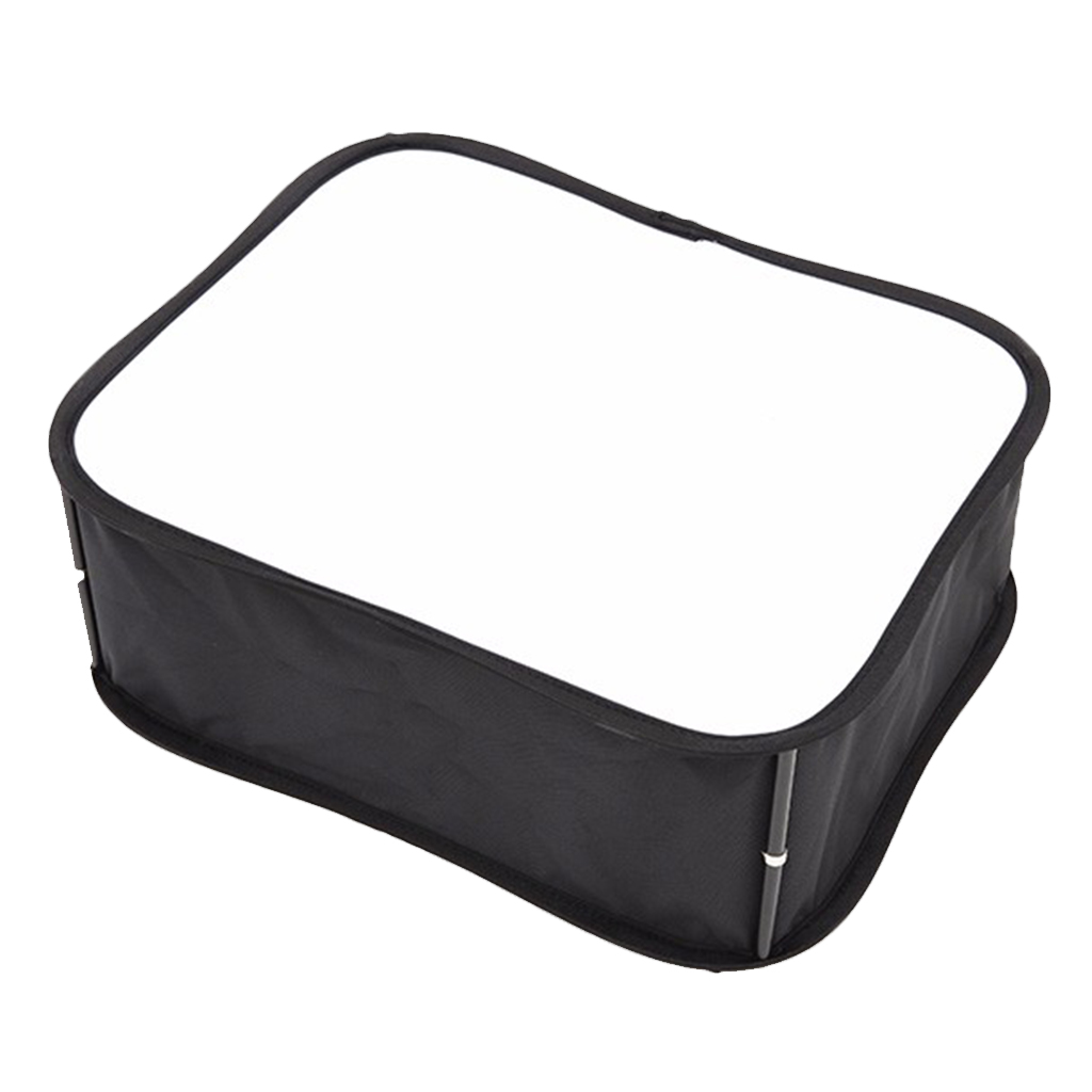 SB600 Portable Flash Diffuser Light Softbox for Canon, <font><b>Yongnuo</b></font> <font><b>YN600</b></font> YN900 Series Professional Foldable Light Panel image