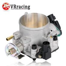 VR   70mm Throttle Body For Honda B16 B17 B18 B20 D15 D16 F20 F22 H22 H23 Cast Aluminum Throttle Body  VR6959