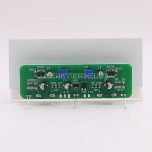 Image 3 - Nouveau 6.3 Double pointeur amplificateur de puissance VU mètre DB niveau Audio compteur de puissance avec rétro éclairage et tension