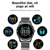 LIGE New Smart Watch Men Women OLED Color Screen Heart Rate Blood Pressure Multi-Function Mode Sport Smartwatch fitness Tracker review