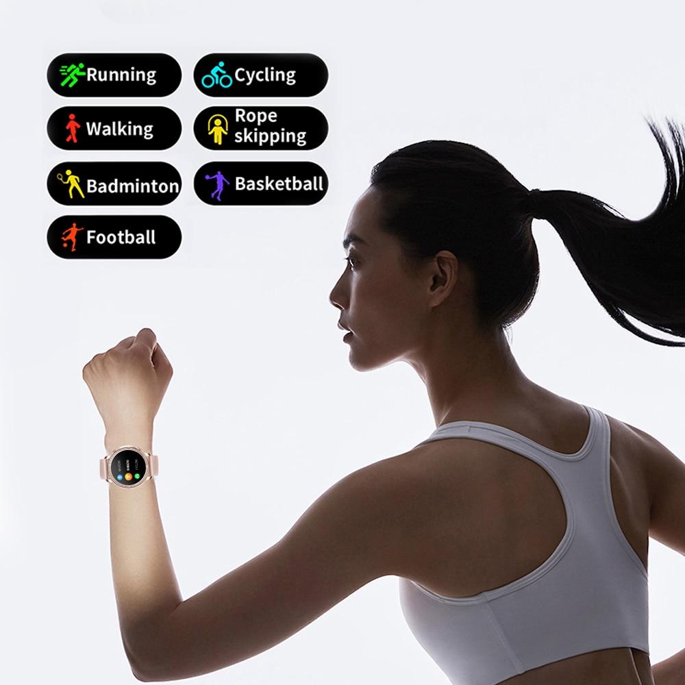 COLMI V23 Women Smart Watch Full Touch Fitness Tracker IP67 Waterproof Blood Pressure Smart Clock Men COLMI V23 Women Smart Watch Full Touch Fitness Tracker IP67 Waterproof Blood Pressure Smart Clock Men Smartwatch