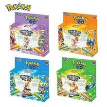 2021 dernière 54 Pièces Anglais Carte Pokémon Brillants Destins Commerce Jeu Bataille Collection de Cartes À Collectionner TAKARA TOMY Jouets
