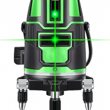 2/3/5-cross-lines Level-Self-Leveling Laser Horizontal Vertical Rotatable Outdoor Green