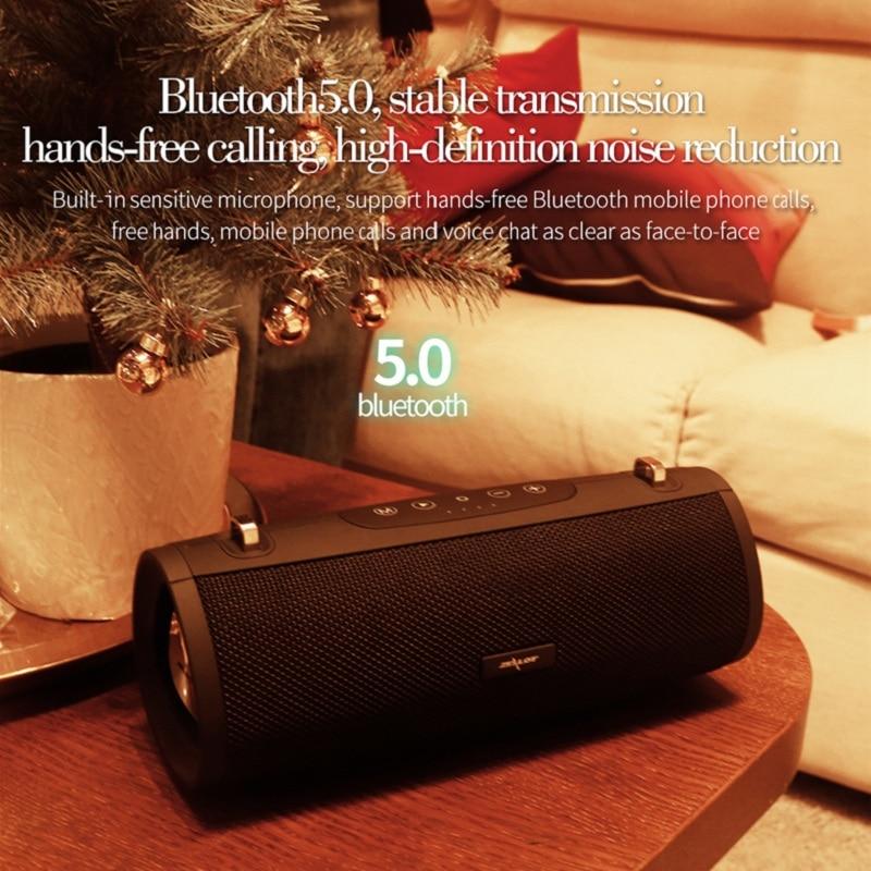 Zealot s38 soundbar subwoofer alto-falante bluetooth sem