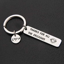 Custom Keyring Engraved Thank…