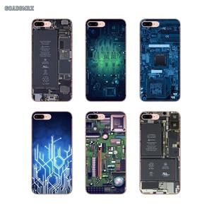 Online Designs Circuit Board For ZTE Blade A5 2019 V10 Vita V7 V8 Lite V 6 9 A 452 510 512 520 530 602 610 910 Silicone Bag Case(China)