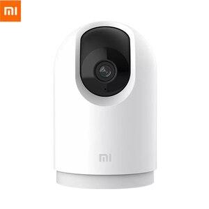 Image 1 - 2020 Xiaomi Mijia Smart 360 panoramiczna kamera IP Ptz Pro 1296p noktowizyjna bezprzewodowa kamera internetowa kamera bezpieczeństwa widok dziecka