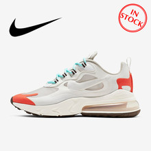 Original Authentic Nike Air Max 270 React Men's Running Shoes Sports