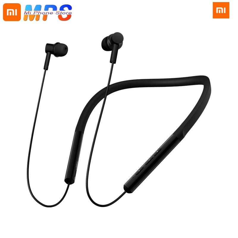 Xiao mi kraag Bluetooth Headset Nekband Noise Cancelling Mi koptelefoon draadloze Bluetooth Hoofdtelefoon Dyna Mi C hybrid oortelefoon