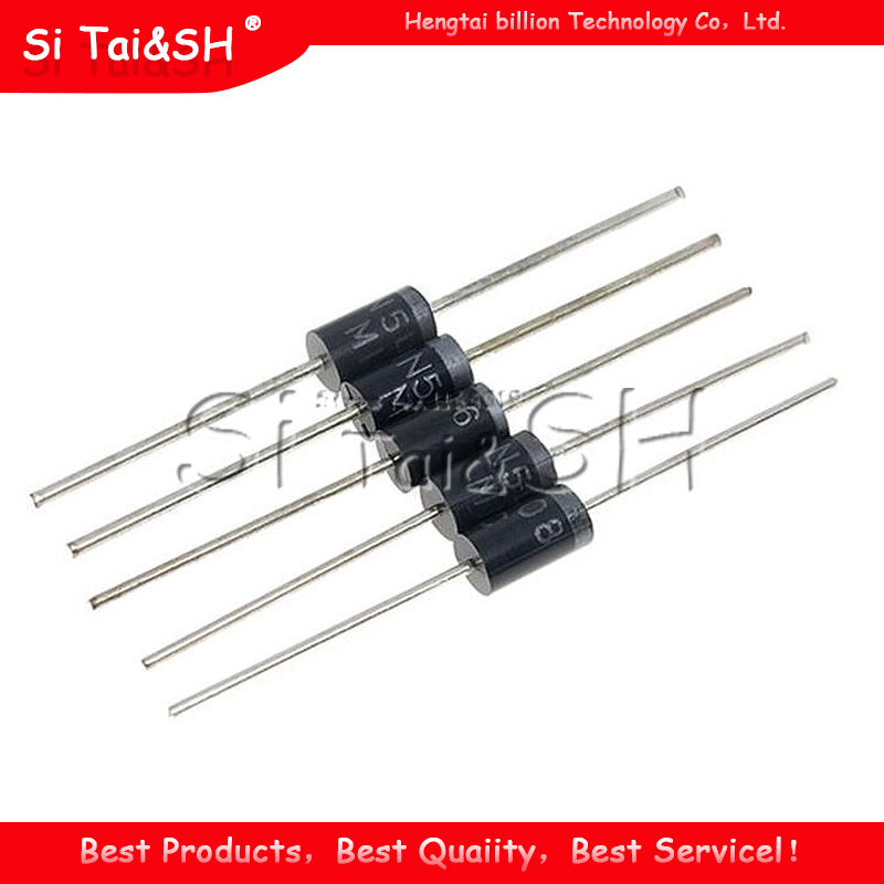20PCS IN5408 1N5408 <font><b>3A</b></font> 1000V DO-27 Rectifier <font><b>Diode</b></font> image
