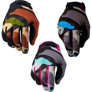 Перчатки для верховой езды Mtb, велосипедные перчатки, перчатки для горного велосипеда, уличные перчатки для езды на велосипеде с длинным пал...