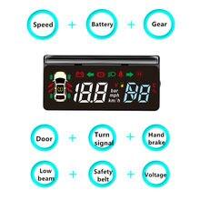 Система будильника лобовое стекло проектора индикатор направления