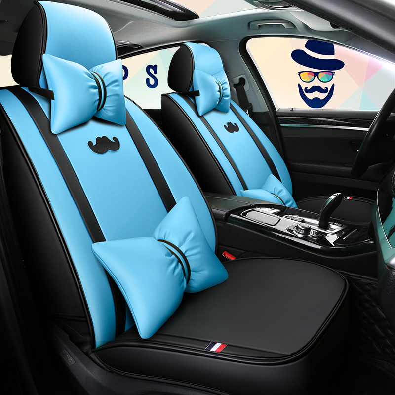 Full Coverage Eco-leather auto seats covers PU Leather Car Seat Covers for <font><b>mercedes</b></font> benz class b w245 <font><b>w246</b></font> <font><b>b180</b></font> image